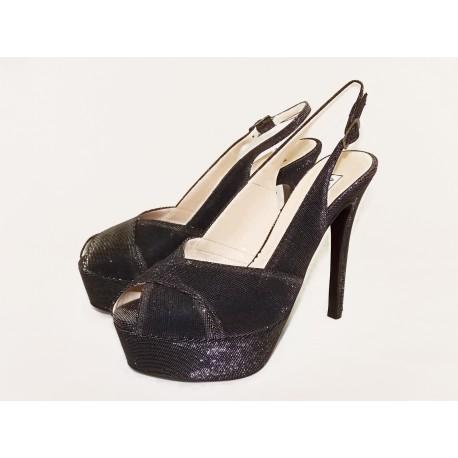 Открытые туфли Albano Арт. 5733 nero