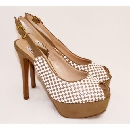 Открытые туфли Albano Арт. 5823