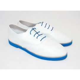 Ботинки Ballerina Арт. 2432 bianco