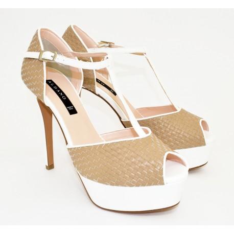 Открытые туфли Albano Арт. 6243