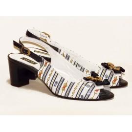 Открытые туфли Conni Арт. 5130 bluette