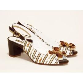 Открытые туфли Conni Арт. 5130 marrone