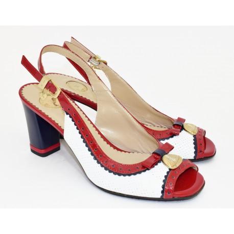 Открытые туфли Ilasio Renzoni Арт. 2616