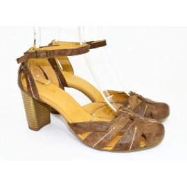Открытые туфли Khrio Арт. 17737 КЕ