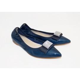 Балетки Love Арт. 1825 blu