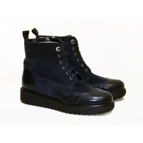 Ботинки Marzetti Арт. 4361 blu