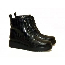 Ботинки Marzetti Арт. 4361 cocco nero
