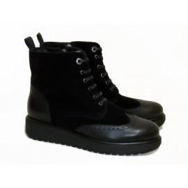 Ботинки Marzetti Арт. 4361 fully nero