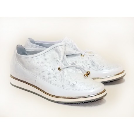 Ботинки Marzetti Арт. 6726 bianco
