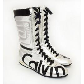 Полусапоги Calvin Klein Арт. 850 lam. arg.