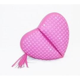 Сумки Burglar Арт. 10 Heart pink