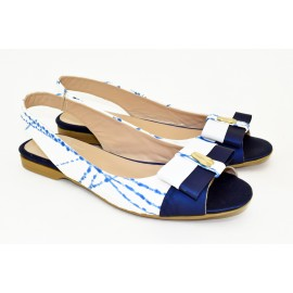 Открытые туфли Griff Italia Арт. 696-934 Jakson blu