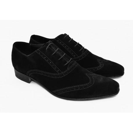 Мужские туфли Just Cavalli Арт. 80718 nero