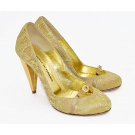 Туфли Gerardina di Maggio Арт. 5732 oro