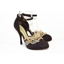 Открытые туфли Andrea Cancellieri Арт. 1381 LUDO фото 1