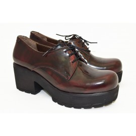 Ботинки Donna Style Арт. 105801 bordo