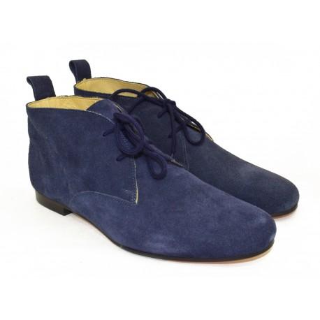 Ботинки Pascucci Арт. 705 T bleu фото 1