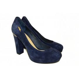 Туфли Flona Арт. В5207-90 blue