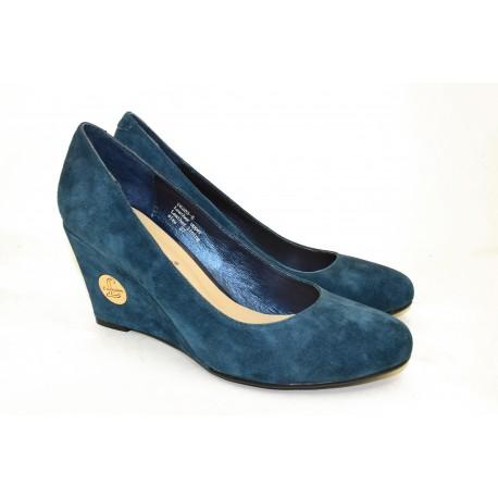 Туфли MariaMoro Арт. Y6203-5 blue фото 2